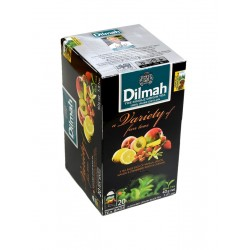 Herbata Dilmah Variety of fun teas [20x2g] koperta