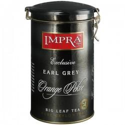 Herbata liściasta Impra Exclusive Earl Grey puszka 250g