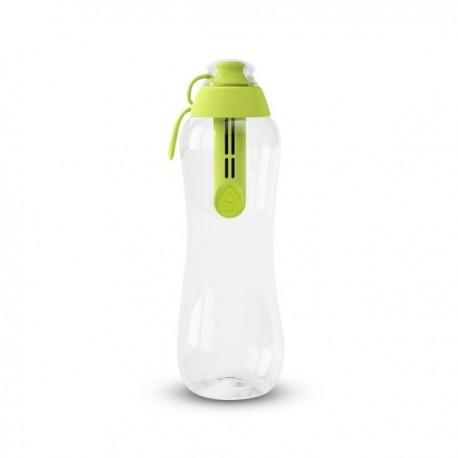 Butelka filtrująca do wody kranowej dafi 0,5 l kolor limonkowy