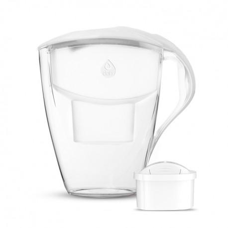Dzbanek filtrujący Astra Unimax 3 L biały
