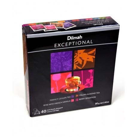 Dilmah bombonierka herbaciana Exceptional Variety Pack