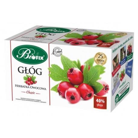 Herbata owocowa Classic Głóg ekspresowa
