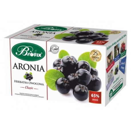 Herbata owocowa Classic Aronia ekspresowa