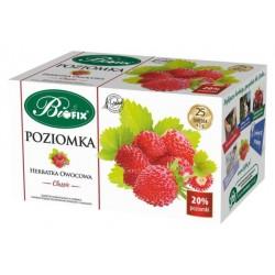 Herbata owocowa Classic Poziomka ekspresowa