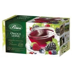 Herbata Bifix Premium Owoce leśne - ekspresowa w kopertkach