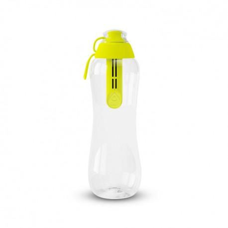 Butelka filtrująca do wody kranowej dafi 0,5 l kolor cytrynowym