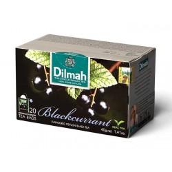 Herbata Dilmah Blackcurrant 20 kopert