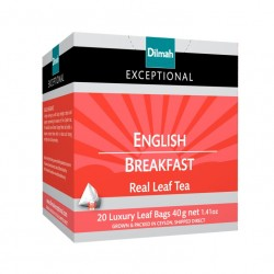 Herbata Dilmah Exceptional English Breakfast 20x2g