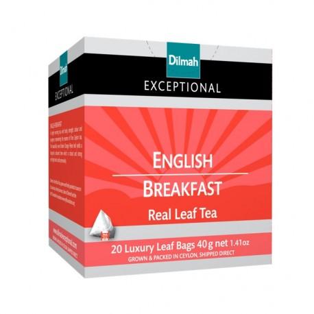 Herbata Dilmah Exceptional English Breakfast 20x2g