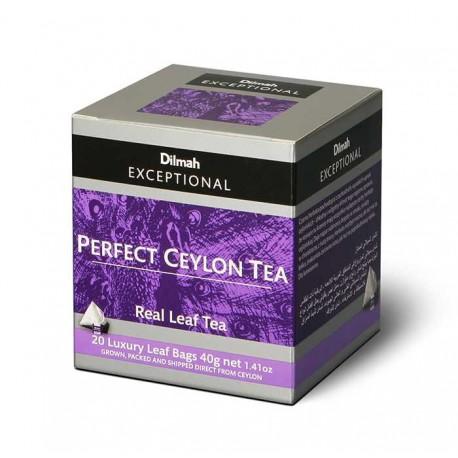 Herbata Dilmah Exceptional Perfect Ceylon Tea 20x2g
