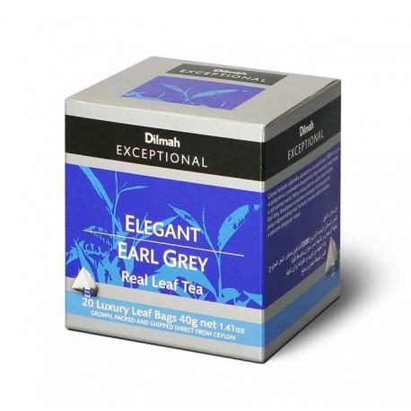 Herbata Dilmah Exceptional Elegant Earl Grey 20x2g