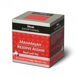 Herbata Dilmah Exceptional Maharajah Reserve Assam 20x2g