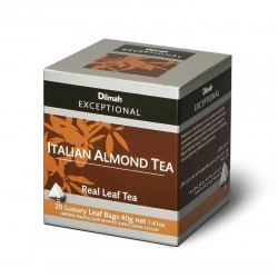 Herbata Dilmah Exceptional Italian Almond Tea 20x2g