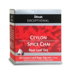 Herbata Dilmah Exceptional Spice Chai Exceptional 20x2g