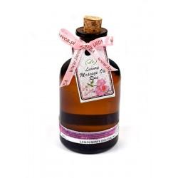 Naturalny olejek do ciała i masażu róża damasceńska 125 ml