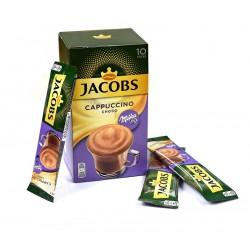 Cappucino Milka Jacobs 10x18g