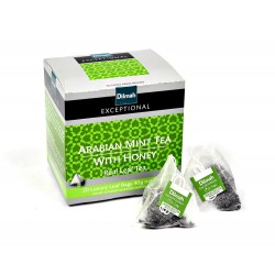 Herbata Dilmah Arabian Mint Tea with Honey Exceptional real leaf tea 20x2g