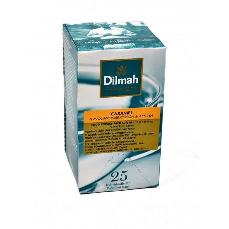 Herbata Dilmah w kopertach Caramel  25x2g