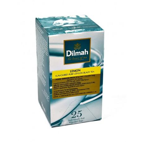 Herbata Dilmah w kopertach Lemon 25x2g