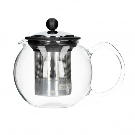 Dzbanek do parzenia herbaty Bodum Assam ze stalowym filtrem 500 ml