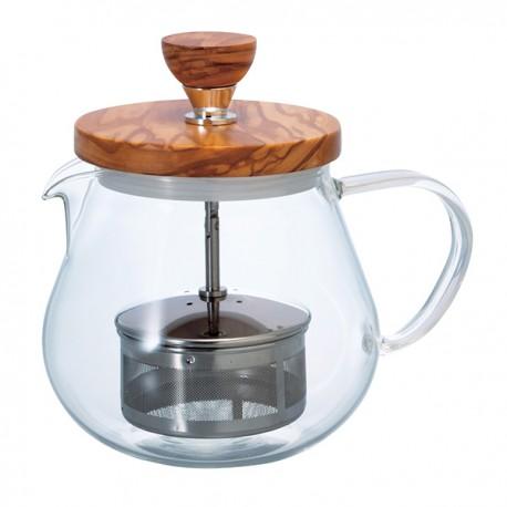 Dzbanek, zaparzacz do herbaty Hario Teaor 450 ml