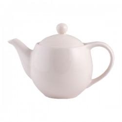 Porcelanowy czajniczek do zaparzenia herbaty 400 ml