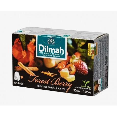 Herbata Dilmah Forest Berry 20 torebek