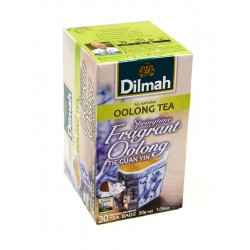 Dilmah SPRINGTIME FRAGRANT OOLONG Tea 20 kopert