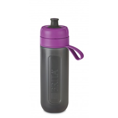 Butelka filtrująca do wody kranowej BRITA fill&go Active fioletowa