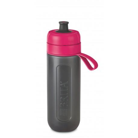 Butelka filtrująca do wody kranowej BRITA fill&go Active różowa