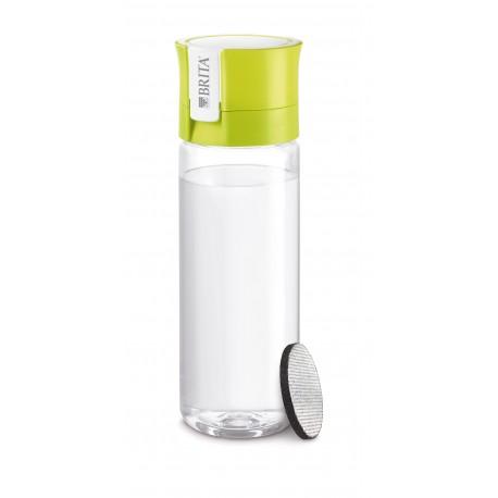 Butelka filtrująca do wody kranowej BRITA fill&go Vital limonka