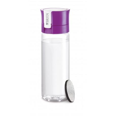 Butelka filtrująca do wody kranowej BRITA fill&go Vital fioletowa