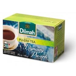 Herbata czerwona Dilmah Pu-erh Dynasty 20 kopert