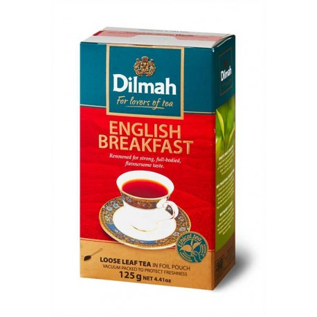 Herbata Dilmah English Breakfast 125g