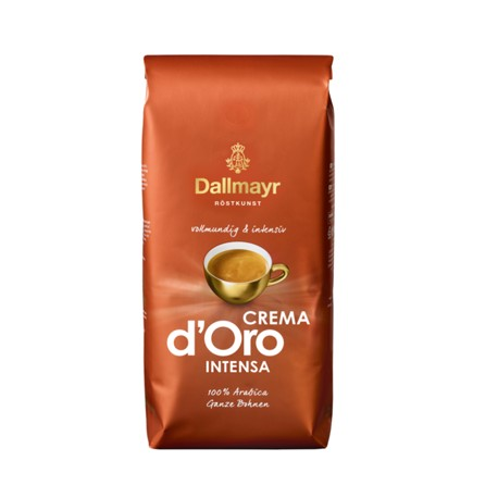 Kawa ziarnista Dallmayr Crema d'oro Intensa 1 kg