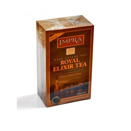 "Herbata liściasta ROYAL ELIXIR TEA ""GOLD"" 100g"