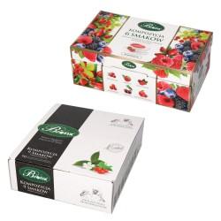 Kompozycja 6 smaków herbat owocowych + Kompozycja 9 smaków Herbat owocowych, zielonych i ziołowych