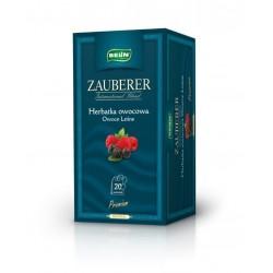 Herbata Belin ZAUBERER owocowa o smaku owoców leśnych 20 kopert