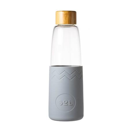 Butelka ekologiczna Sol Bottle 850 ml szara