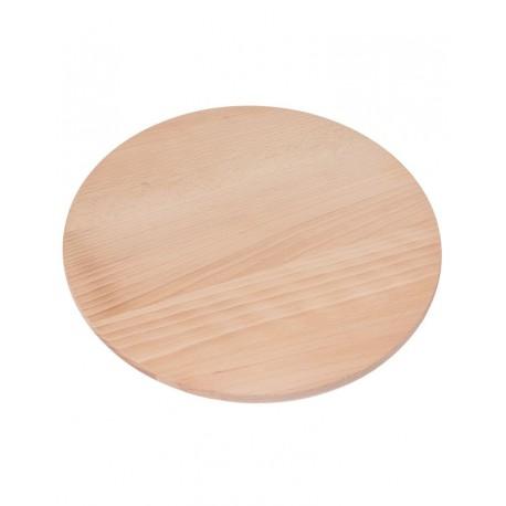 Drewniana deska obrotowa 30 cm