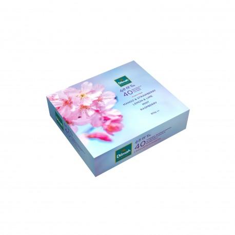 Bombonierka herbaciana Dilmah Gift Of Fun Teas 40x2 g