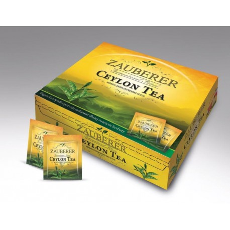 Herbata czarna Belin ZAUBERER Ceylon Tea 500 kopert