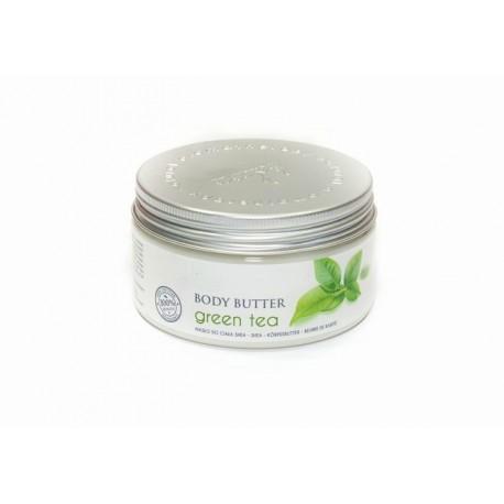 Masło do ciała - Zielona Herbata