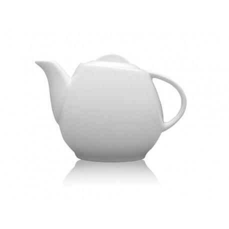 Czajniczek porcelanowy z logo Dilmah mały 450 ml