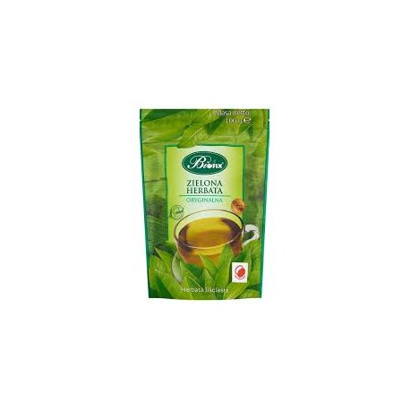 Herbata Bifix zielona oryginalna liściasta