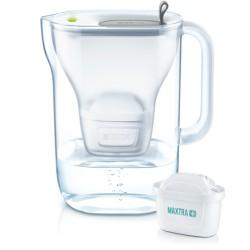 Dzbanek do filtrowania wody Brita Style 2,4 l stalowy