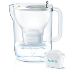 Dzbanek do filtrowania wody Brita Style XL 3,6 l stalowy