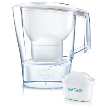 Dzbanek do filtrowania wody Brita Aluna 2,4 l biały