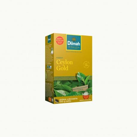 Dilmah Ceylon Gold leaf tea [100g]