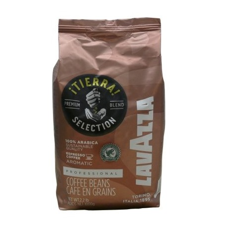 Kawa ziarnista Lavazza Tierra 1 kg